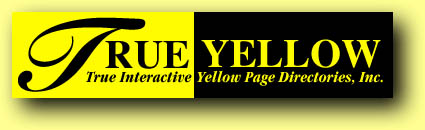 logo for True Yellow Pages Online Directory